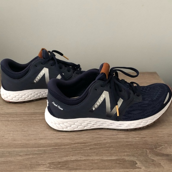Women s New Balance Boston Marathon running shoes.  M 5b50d06c283095df293cb082 84f376aec5